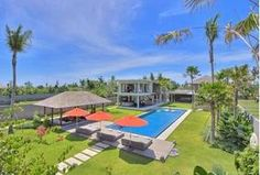 Top luxury villa for rent in Canggu ideal for party lovers - Bali Dream Rentals Property For Rent, Luxury Villa, Bali, Swimming Pools, Golf Courses, Vacation, Mansions, House Styles, Outdoor Decor