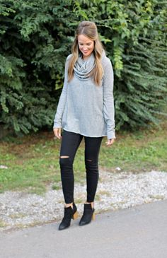 Perfectly Casual - Lex What Wear #fashionblogger #styleblog #nashvillestyle #fallfashion #fallstyle #falloutfit #outfitideas #outfitinspiration #styleideas #blogger #bloggerstyle #fall #nashville #outfit