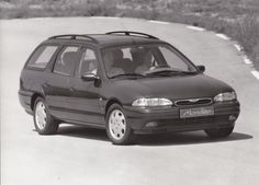 Ford Mondeo Station Wagon (NL, 01/1993) *