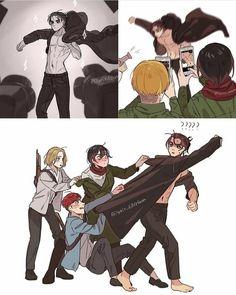 Eren And Mikasa, Attack On Titan, Naruto, Explore, Manga, Anime, Movie Posters, Fictional Characters, Instagram