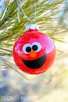 DIY: Bolas para el árbol de Navidad