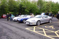 Aston Martin Centenary Meet with PSCM.
