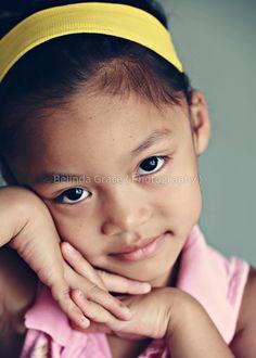 Belinda Grace Photography, Children's portraiture, Burma Refugee