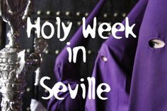 This looks like such an amazing way to experience Seville's intense Easter Week! Best Spanish Food, Andalucia Spain, Holy Week, Seville, Day Tours, Tour Guide, My Favorite Food, Holi, Easter