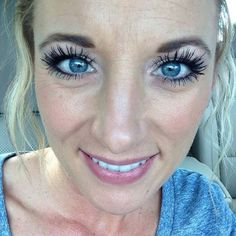 Every woman needs someYounique 3D Fiber Lashes!  It is like magic mascara!  #beauty #mineralmakeup #younique