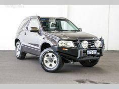 Suzuki Grand Vitara for Sale with Bull Bar Bull Bar, Grand Vitara, Used Cars, 4x4, Vehicles, Image, Rolling Stock, Vehicle