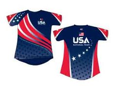 Our Team USA Racing Jerseys for the IDBF Dragon Boat World Championships!