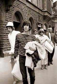 The Rolling Stones Brian Jones Rolling Stones, Los Rolling Stones, Mick Jagger Young, Rock N Roll, Keith Richards Guitars, Rollin Stones, Ron Woods, Moves Like Jagger, Rock Bands