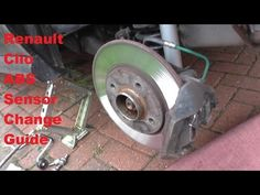 Renault Clio 2 Rear ABS Sensor Removal & Refitting Guide - YouTube Thalia, Abs, How To Remove, Youtube, Crunches, Abdominal Muscles, Killer Abs, Youtubers, Six Pack Abs