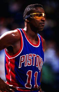 Isiah Thomas  detroitpistons  detroit  pistons  basketball  games 2c6061f16