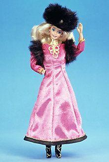 <em>Russian</em> Barbie® Doll 1st Edition