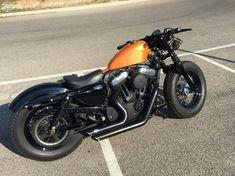Harley davidson forty eight Motos Alpes-Maritimes - leboncoin.fr #harleydavidsonbobberfortyeight