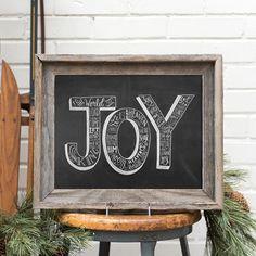 Joy to the World - Print