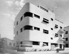 Architects: Meir Rubin & Benjamin Anekstein tel aviv