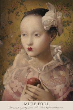 Mute Fool by Stephen Mackey (contemporary) - (campsis)