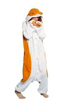 Adult Hamster Costume - PJ's - Costume Evolution - One Size   eBay
