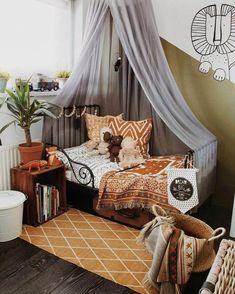 55 ideas for boho kids room bohemian style bedrooms Bohemian Bedroom Design, Bohemian Style Bedrooms, Bohemian Decor, Bohemian Interior, Bohemian Outfit, Bohemian Kids, Bohemian Nursery, Bohemian Bedding, Bohemian House