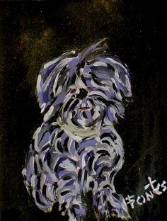 Arte Moderna & Contemporânea: Uma cadela XXVI