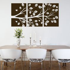 Awesome vinyl wall art!