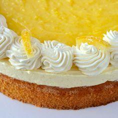 Gâteau à la mousse au citron2