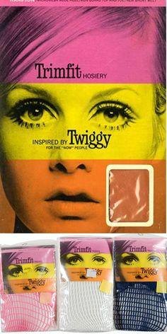 Twiggy Hosiery, 1967
