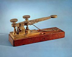 Jan. 6, 1838: In Morristown, New Jersey, Samuel Morse's telegraph system is demonstrated for the first time.