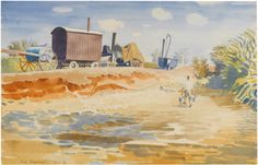 Eric Ravilious | lot | Sotheby's