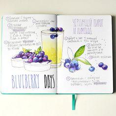 Blueberry | Anna Rastorgueva | Flickr