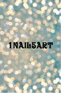 Follow me on INSTAGRAM to see more designs @1nail5art!  Thank You! :)