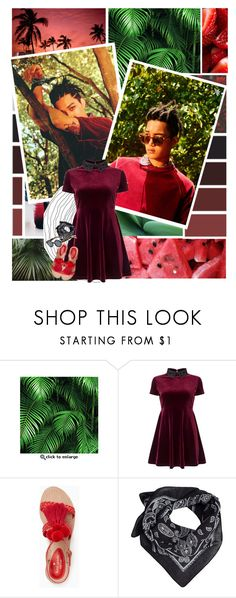 """ Don't wanna wake up one day wishing that we done more ~ "" by shyanimallover5 ❤ liked on Polyvore featuring South Beach, Miss Selfridge, Kate Spade, MANGO and Louis Vuitton"