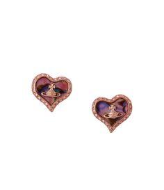 Petra Earrings Light Rose #AW16