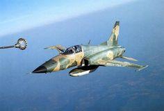 Aviões de combate da Força Aérea Brasileira(FAB) F-5M ( FAB / Divulgação) via EBC