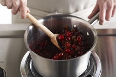 5 Quick and Easy Cranberry Sauces | Did you know cranberry sauce tastes better after a few days? Make the Thanksgiving classic a few days in advance.