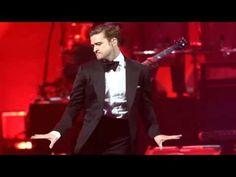 [2013 Brit Awards] - Justin Timberlake - Mirrors Live Brit Awards 2013 [HD]