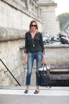 "what-id-wear: "" What I'd Wear : The Outfit Database (source : Stockholm Streetstyle ) """