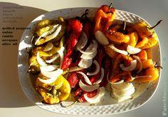 Grilled peppers variety <3  #vegetarian #vegan #dairyfree #glutenfree