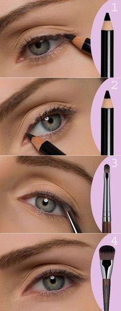 Eye makeup eyeliner tutorials make up 62 ideas for 2019 - Makeup Tutorial Over 40 Makeup Hacks, Makeup Inspo, Makeup Inspiration, Makeup Tips, Hair Makeup, Makeup Style, Makeup Trends, Makeup Ideas, Hair Hacks