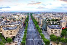 "1. Champs-Élysées, Paris. This tree-lined boulevard in Paris's eighth arrondissement is often described as the ""world's most beautiful avenue"". It runs for just over a mile, linking th..."