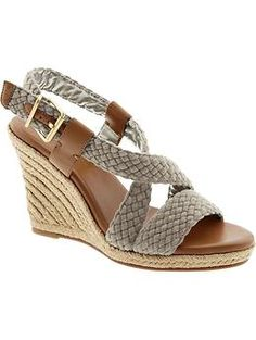 My first sandal purchase of the season!