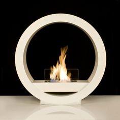15 best modern freestanding ethanol fireplaces images ethanol rh pinterest com