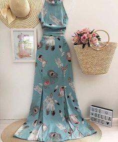 No automatic alt text available. Posh Dresses, Linen Dresses, Casual Dresses, Summer Dresses, Skirt Fashion, Fashion Dresses, Desire Clothing, Western Dresses, Sweet Dress
