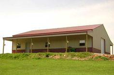 pole buildings with lean to's | Rogersville Pole Barn Sales - Pole Barns