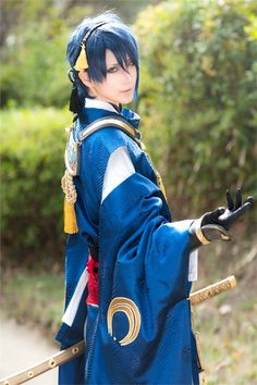 REIKA(reika2011) Mikazuki Munechika Cosplay Photo