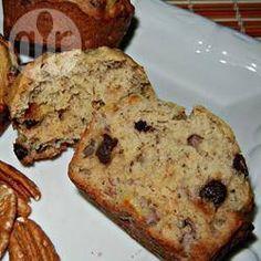 Les meilleurs muffins aux bananes et pépites de chocolat @ qc.allrecipes.ca