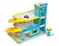Le Toy Van - Jouets en Bois - Garage Bleu Blue Jay Le Toy Van http://www.amazon.fr/dp/B00DQRX6OG/ref=cm_sw_r_pi_dp_q6KMvb1N84ZXW