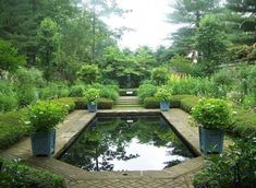 New Free english garden pool Popular Growing plants has been my personal favorite activity as long as I could remember. While I had been 10 years-o. Garden Pool, Water Garden, Shade Garden, Garden Bridge, Garden Landscaping, Garden Shrubs, Formal Gardens, Outdoor Gardens, Landscape Design