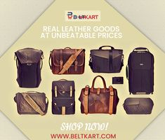 a98c68f5ab8 Discover large selection authentic Real Leather goods at unbeatable prices  to suit your clients