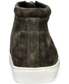 Kenneth Cole New York Women's Kayla High-Top Sneakers - Gray 7.5M