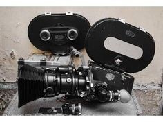 """Arri Arriflex 16mm BL. Almost cheap enough these days to just have as an """"objet d'art"""" ;)"""