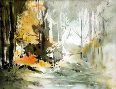 A Week Before Thanksgiving by mypaintings4sale, via Flickr